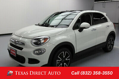 2016 Fiat 500X Easy Texas Direct Auto 2016 Easy Used 2.4L I4 16V Automatic FWD SUV