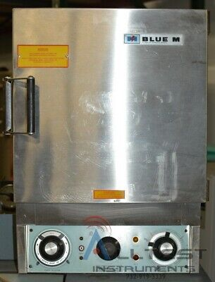 TPS-Blue M  OV-12A Stabil-Therm Gravity Oven  120V 260C/500F