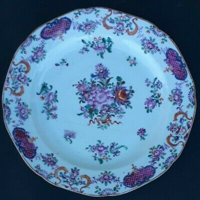 porcelaine chine xviii compagnie indes qing porcelain china 18th antic