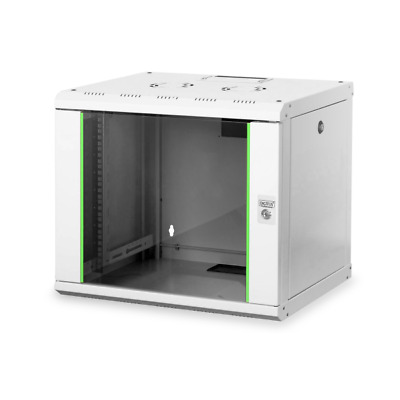 DIGITUS DN-19 09-U Wall Mounting Cabinet Unique Series - 600x450 mm (WxD)