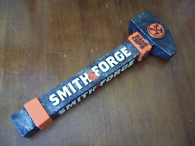 Smith & Forge Hard Cider Beer Tap Handle
