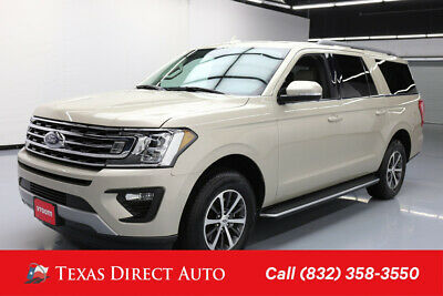 2018 Ford Expedition XLT Texas Direct Auto 2018 XLT Used Turbo 3.5L V6 24V Automatic RWD SUV