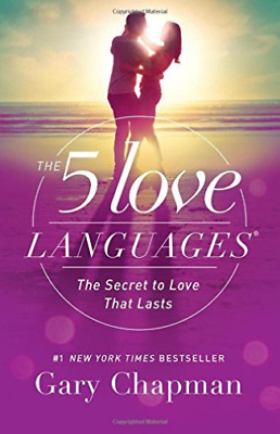 CHAPMAN, GARY-The 5 Love Languages BOOK NEW