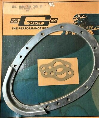 Mr Gasket # 99 Chevy 283 - 400 Cu. In. Quick Change Cam Cover Kit New