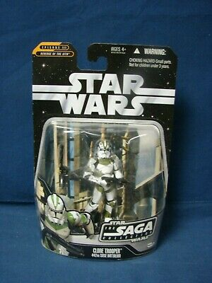 Star Wars Saga Collection Episode III Revenge of the Sith  Clone Trooper 442nd