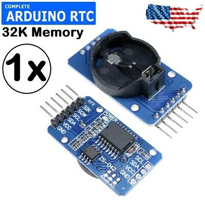 DS3231 AT24C32 IIC Module Precision RTC Real time Clock Memory BIN Sale P8R4