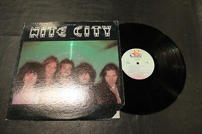 Nite City Self Titled Ray Manzarek of The Doors 20th Century Records LP EX