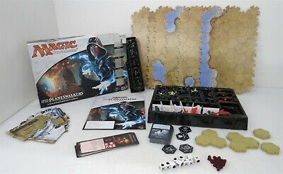 Magic the Gathering Arena of the Planeswalker Tactical Board Game 2014 Hasbro