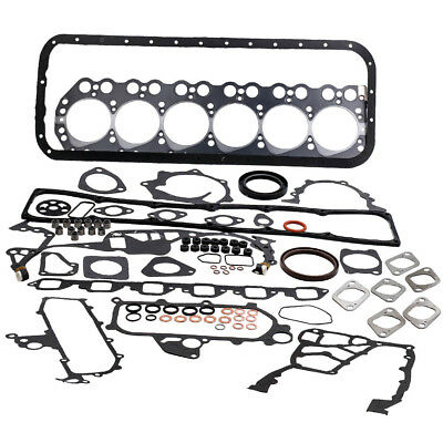 For Nissan Patrol TD42 TD42T Y60 Y61 4.2L Diesel Engine Overhaul Gasket Kit MSR