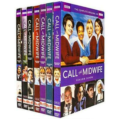 Call the Midwife THE COMPLETE SERIES 1-7 ,DVD, SHIPPING FREE, NEW & Sealed