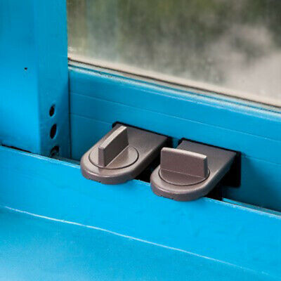 Lock Window Anti-theft Iron reusable Sliding high quality for home new style