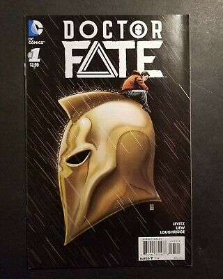 Doctor Fate #1 1:25 Variant 1st Appearance of Khalid Nassour VF+ 8.5
