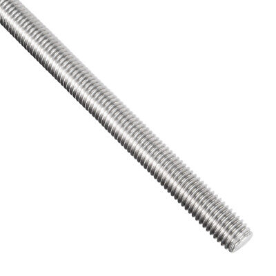 M8 x 250mm Fully Threaded Rod 304 Stainless Steel Right Hand Threads