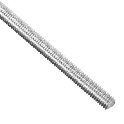 M5 x 500mm Fully Threaded Rod 304 Stainless Steel Right Hand Threads