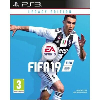 Fifa 19: Legacy Edition /ps3