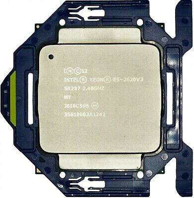 Intel Xeon E5-2620 V3 (SR207) 2.40GHz 6-Core FCLGA2011-3 CPU