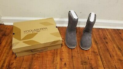 758a984cec5 NEW WITH BOX Koolaburra by UGG Women's Koola Short Boots Rabbit Free  Shipping