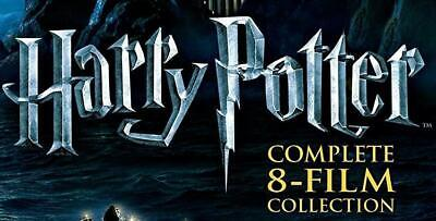 Harry Potter Complete Collection / 2. Auflage J. K. Rowling Blu-ray Disc Deutsch