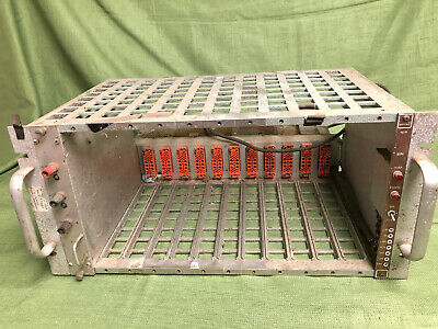 Ortec NIM Power Supply 12 Slot Chassis, Model 401B