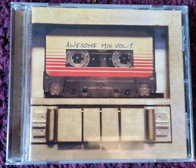 Guardians Of The Galaxy - Awesome Mix Volume 1. Original Film Soundtrack