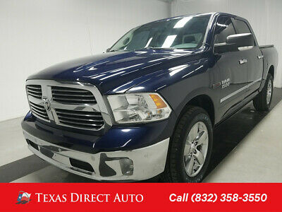 2015 Ram 1500 Big Horn Texas Direct Auto 2015 Big Horn Used Turbo 3L V6 24V Automatic RWD Pickup Truck