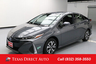 2017 Toyota Prius Plus 4dr Hatchback Texas Direct Auto 2017 Plus 4dr Hatchback Used 1.8L I4 16V Automatic FWD
