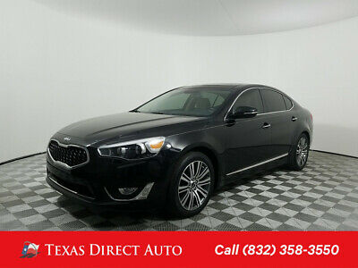 2015 KIA Cadenza Premium Texas Direct Auto 2015 Premium Used 3.3L V6 24V Automatic FWD Sedan Moonroof