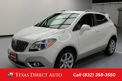 2014 Buick Encore Leather Texas Direct Auto 2014 Leather Used Turbo 1.4L I4 16V Automatic FWD SUV OnStar