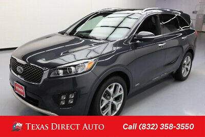 2016 KIA Sorento SXL Texas Direct Auto 2016 SXL Used Turbo 2L I4 16V Automatic AWD SUV Premium