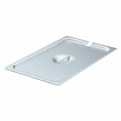 Vollrath 75240 Super Pan V S/S 1/4 Size Slotted Cover