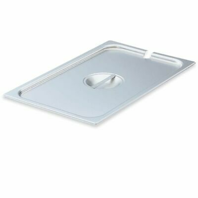 Vollrath 75210 Super Pan V S/S Full Size Slotted Cover