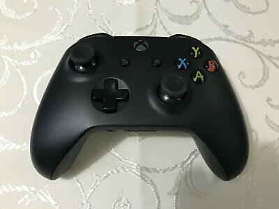 Official Genuine Black Microsoft Xbox One Wireless S Controller 3.5mm