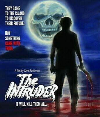 The Intruder (REGION A Blu-ray New)