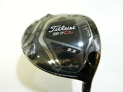 New Titleist 917 D2 9.5* Driver Diamana S+ Blue 60 Stiff - Discontinued Model