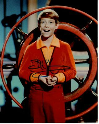 Bill Billy Mumy Signed Autographed 8x10 Lost in Space Will Robinson Photograph