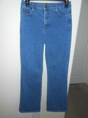 c15dabe5c7 NYDJ NOT YOUR DAUGHTERS JEANS Womens Size 6P PETITE 26