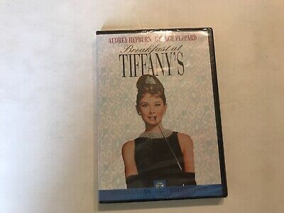 Breakfast at Tiffanys (DVD) Audrey Hepburn George Peppard