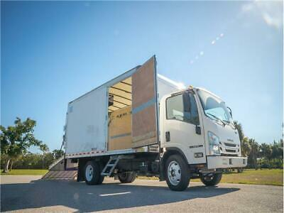 ISUZU NPR Proscape Box Truck, Designed for Landscapers! Available Now!