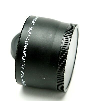 New 0.43x High Definition Wide Angle Conversion Lens for Samsung NX2000 Only for Lenses with Filter Sizes of 40.5, 43, 52 Or 58mm
