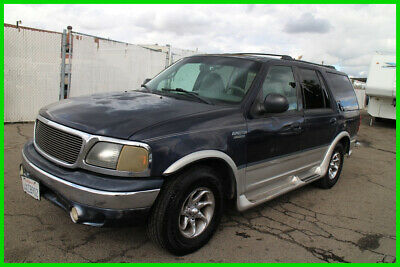 2000 Ford Expedition XLT 2000 Ford Expedition Regency Automatic 8 Cylinder No Reserve