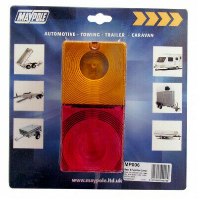 Britax 9002 Rear Lamp Rectangle Combination Maypole 006