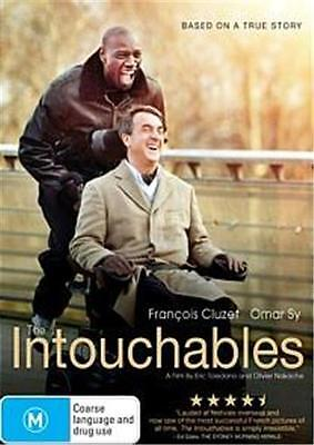 The Intouchables : New Dvd