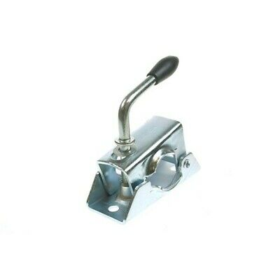 Jockey Wheel Split Clamp 34mm Maypole 222