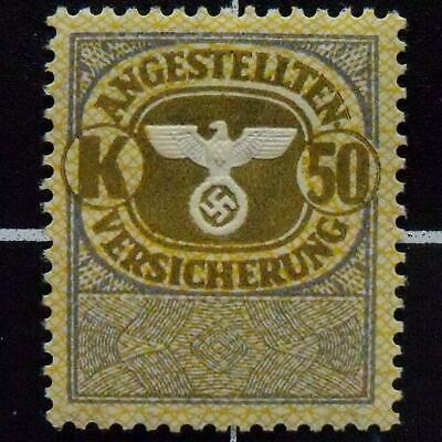 German DAF revenues-MNH-nice 3rd Reich nazi era Germany insurance dues stamps