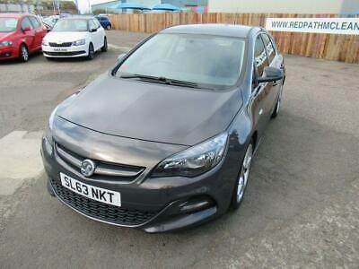 2013 63 Vauxhall Astra 1.6 Limited Edition 5D 115 Bhp