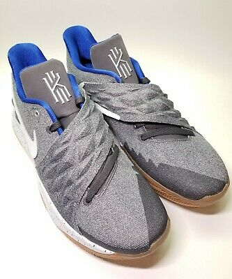 buy popular ccfc9 a7bce NIKE KYRIE 4 Low Uncle Drew Hrey/white gun bottom