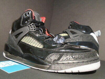 best loved ef10d 09bcb Nike Air Jordan Spizike Patent Leather Bred Black Stealth Red 315371-001  10.5