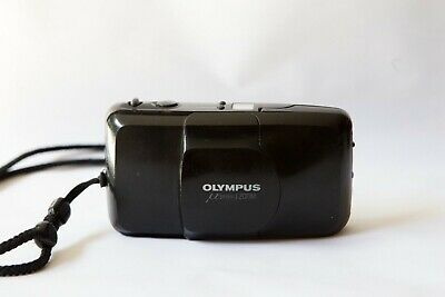 Olympus mju-II ZOOM 35mm Point & Shoot Film Camera with  35-70mm Lens