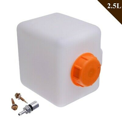 2.5L Fuel Oil Gasoline Plastic Tank For Air Diesel Car Truck Parking Heater