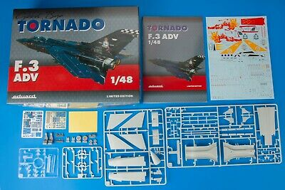 EDUARD 11126 Good Bye Tornado F.3 ADV in 1:48 LIMITED EDITION!!